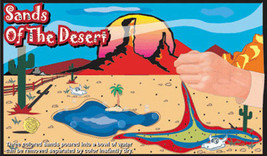 Sands of the Desert Stage Magic Big Pack (5 Colors) Hydraulic aqua magic - $21.57