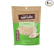 Back to Nature Gluten-Free Classic Granola 12.5 oz  2 Pack