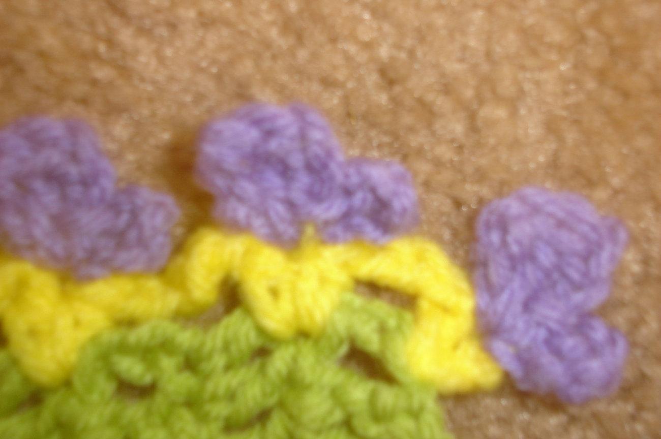 Hand crocheted caterpillar hat/scarf & mittens photography prop