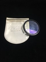 Used Vivitar VMC UV-Haze 49mm Lens Filter Made in USA - $12.82