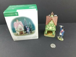 Department 56 Dept 56 Dickens Village Accessories 58524 Hedgerow Dovecot... - $13.21