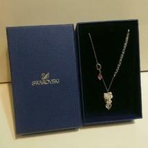 Swarovski Hello Kitty Necklace Angel Authentic Unused Japan - $253.55