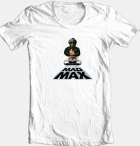 Mad Max Intereceptor T-shirt Free Shipping Road Warrior 80's movie cotton tee image 1