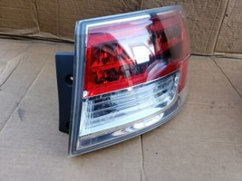07-09 Mazda CX-9 CX9 Outer Tail Light Taillight Passenger Right RH image 2
