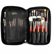 MSQ Bag Cosmetic Travel Brushes Makeup Storage Case Beauty Handbag Large - $34.19