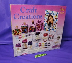 Adica Craft Creations Beads Candles Glass Painting Design Set 276299 - $39.59