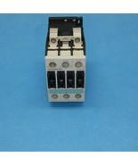 Siemens 3RT10241AC20 Sirius S0 IEC Contactor 3 Pole 24 VAC Coil - $29.99