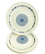 4 Pontesa Castilian Collection Granada Mandala Dinner Plates Large 10 1/... - $38.60