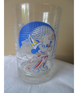 Glass Walt Disney World Mickey Remember The Magic 25 - $9.95
