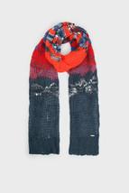 Diesel Unisex M-Krazy 00STQ4 Coarse Knitting Scarf Multicolor - $126.72