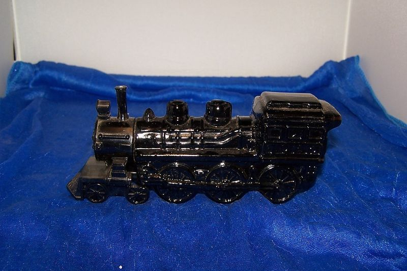 Avon Cannonball Express 4-6-0 Decanter W / Box - Full