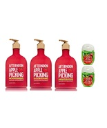 Bath & Body Works Afternoon Apple Picking Nourishing Hand Soap  and Pock... - $22.35