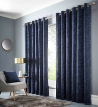 Studio G Ink Blue Ring Top Curtains – 9 Sizes - $85.64+