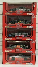 Lot de 5 Racing Champions 1:24 Echelle 1994 Édition Stock Voitures Set N... - $50.44