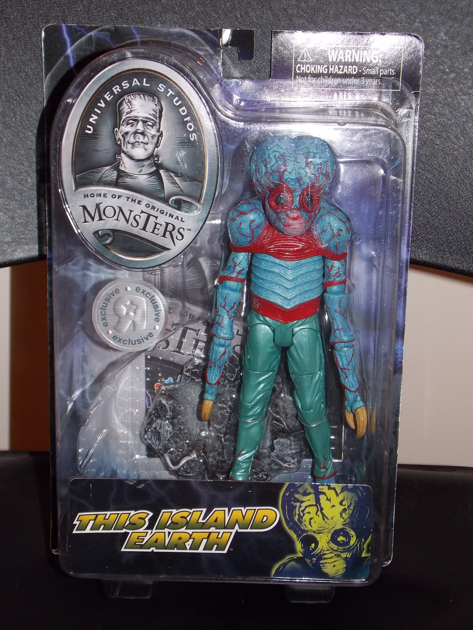 Primary image for Universal Studios Monsters This Island Earth Figure New In The Package