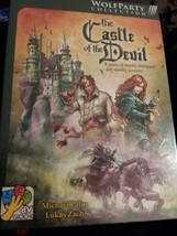 DaVinci Card Board game The Castle of the Devil New Sealed Wolf Party  - $14.00