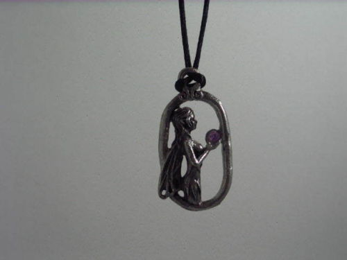 Gift Healing Amulet - with Strong Healing Spell