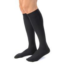 Jobst forMen Casual 20-30 mmHg Med-Tall Black Knee High - $65.92
