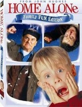 DVD - Home Alone (Family Fun Edition) DVD  - $19.94