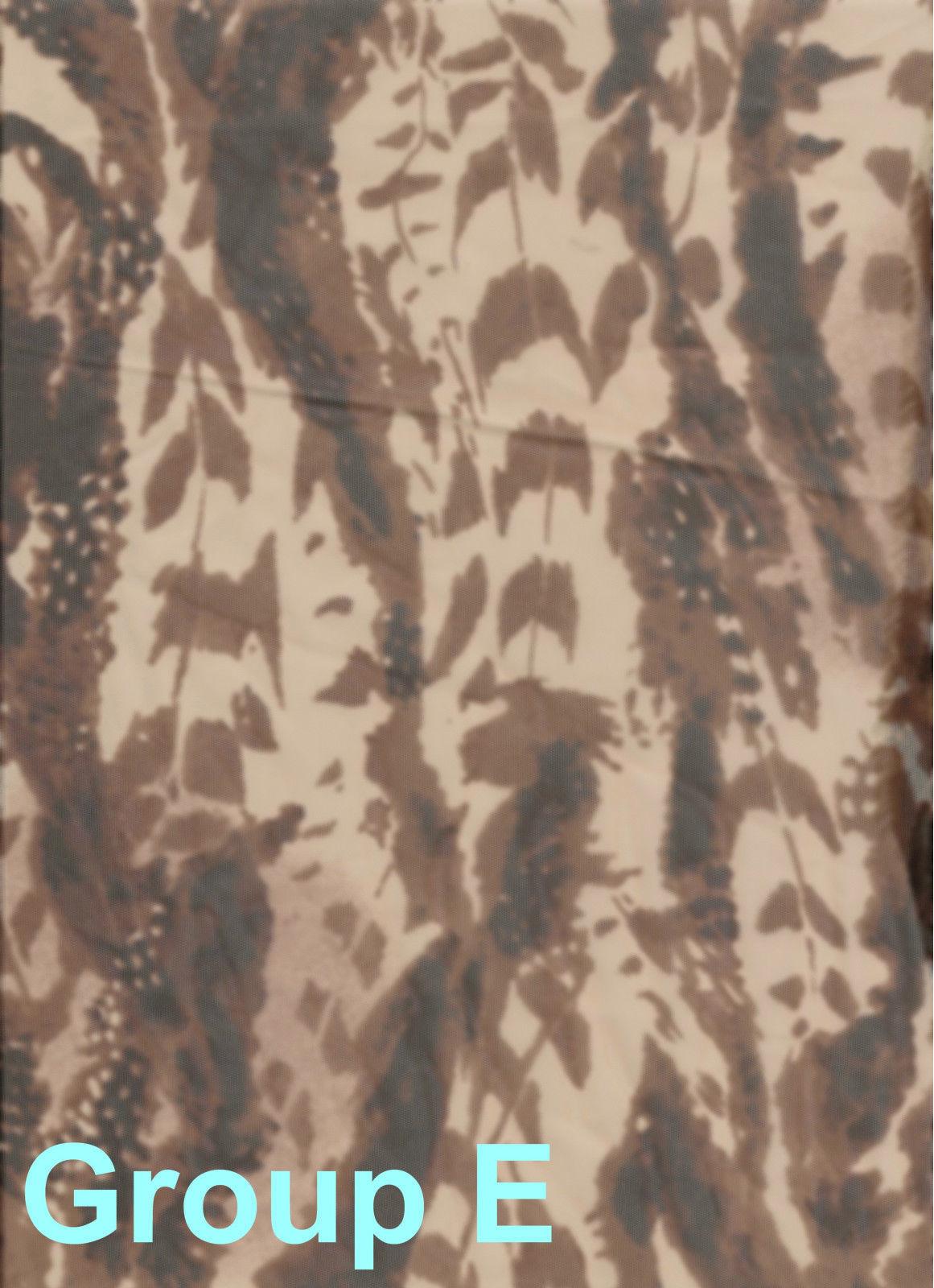 SAFARI AFRICAN Animal Elephant Giraffe Quilt Upholstery Scarf Sew Tiger Fabric