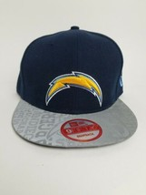 New Era Sand Diego Chargers Snapback Hat - $17.75