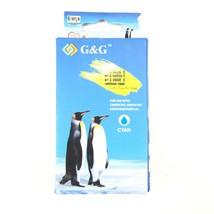 NEW G&G Remanufactured 12ml CYAN 1pc Ink Cartridge CANON BJC-3000 6100 6200s - $14.24