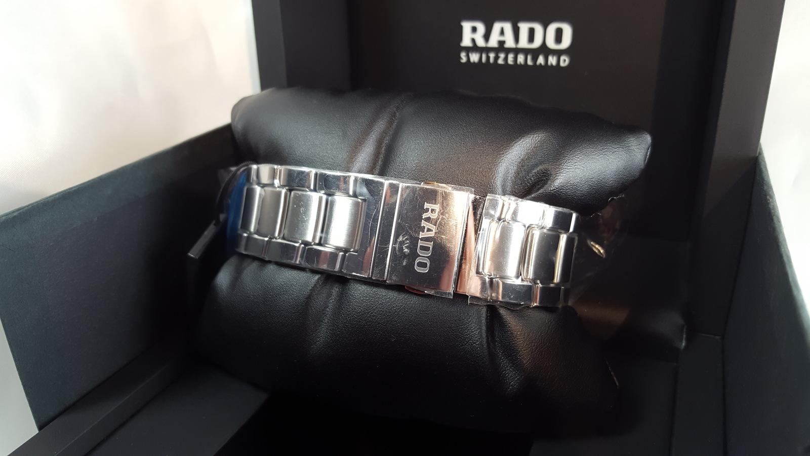 NWT Rado Men's R15943103  D-Star Quartz Watch  image 5