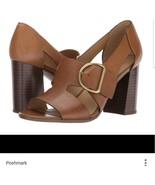 Franco sarto Marketa pump  whiskey leather size 10M - $75.73