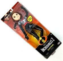 Disney / Pixar Incredibles 2 Elastigirl 11-Inch Doll [Silver & Black Cos... - $18.59