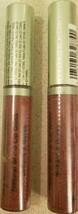(2) Sally Hansen Natural Shine Lip Gloss 1036-35 Spicy Sienna  - $9.47