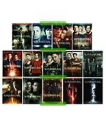 Supernatural The Complete Series Seasons 1 Through 14 DVD Set Brand New 1-14 - $129.00