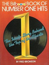 The Billboard book of number one hits Bronson, Fred - $24.20