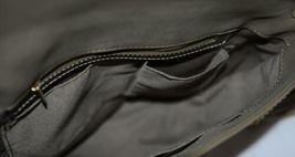 Amanda Blu Company Tassel Saddle Bag Purse 85137 Sage Color image 5