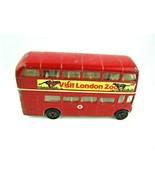 "Corgi #469 London Bus ""Visit London Zoo"" 1985 - $9.85"