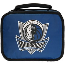 DALLAS MAVERICKS-INSULATED LUNCHBOX - $15.12