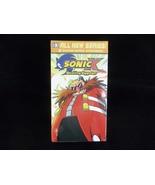 Sonic X Beating Eggman 4Kids Home Video VHS - $8.00