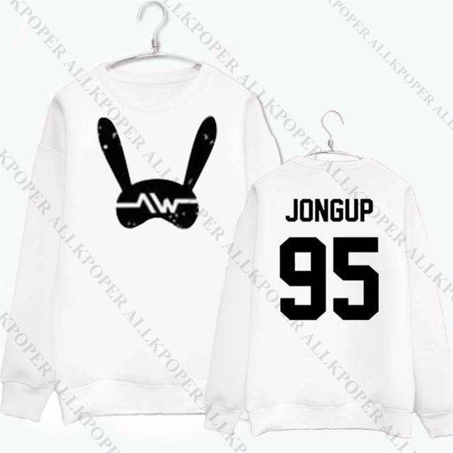 Kpop BAP Sweater 2016 LIVE WORLD TOUR Sweatershirt B.A.P Hoodie Unisex YongGuk
