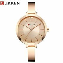 Curren New Women's Fashion Watch (Dial 3.0cm) - CUR 143 Rose Gold - $12.95