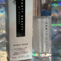 BNIB Full Size 9mL Fenty Gloss Bomb Diamond Milk  image 2