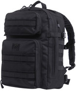 Fast Mover Tactical Backpack Military Pack Army Bag MOLLE Knapsack - $37.99