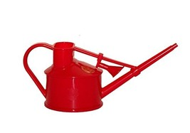 Haws Handy Indoor Plastic Watering Can, Red, 1 US Pint - $15.24