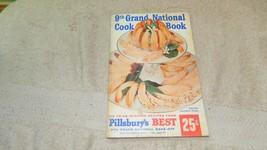 Pillsbury 9th Grand National BAKE-OFF Cookbook 1958 Free Usa Ship - $8.59