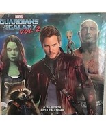 Marvel Guardians of the Galaxy Vol 2 SEALED 16-Month 2018 Calendar Loot ... - $12.09