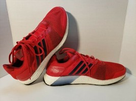 Adidas Ultraboost BB3930 Red, US Size 13, UK 12.5, Very Clean - $120.93