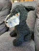 "1960's Knickerbocker Plush Stuffed  Terrier 12"" Dog Toys of Distinction USA VTG - $47.99"