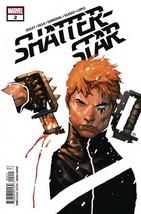 Shatterstar #2 NM Deadpool - $3.95