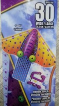 "X-Kites BreezeDelta 30"" Squid Kite - New! - $10.59"