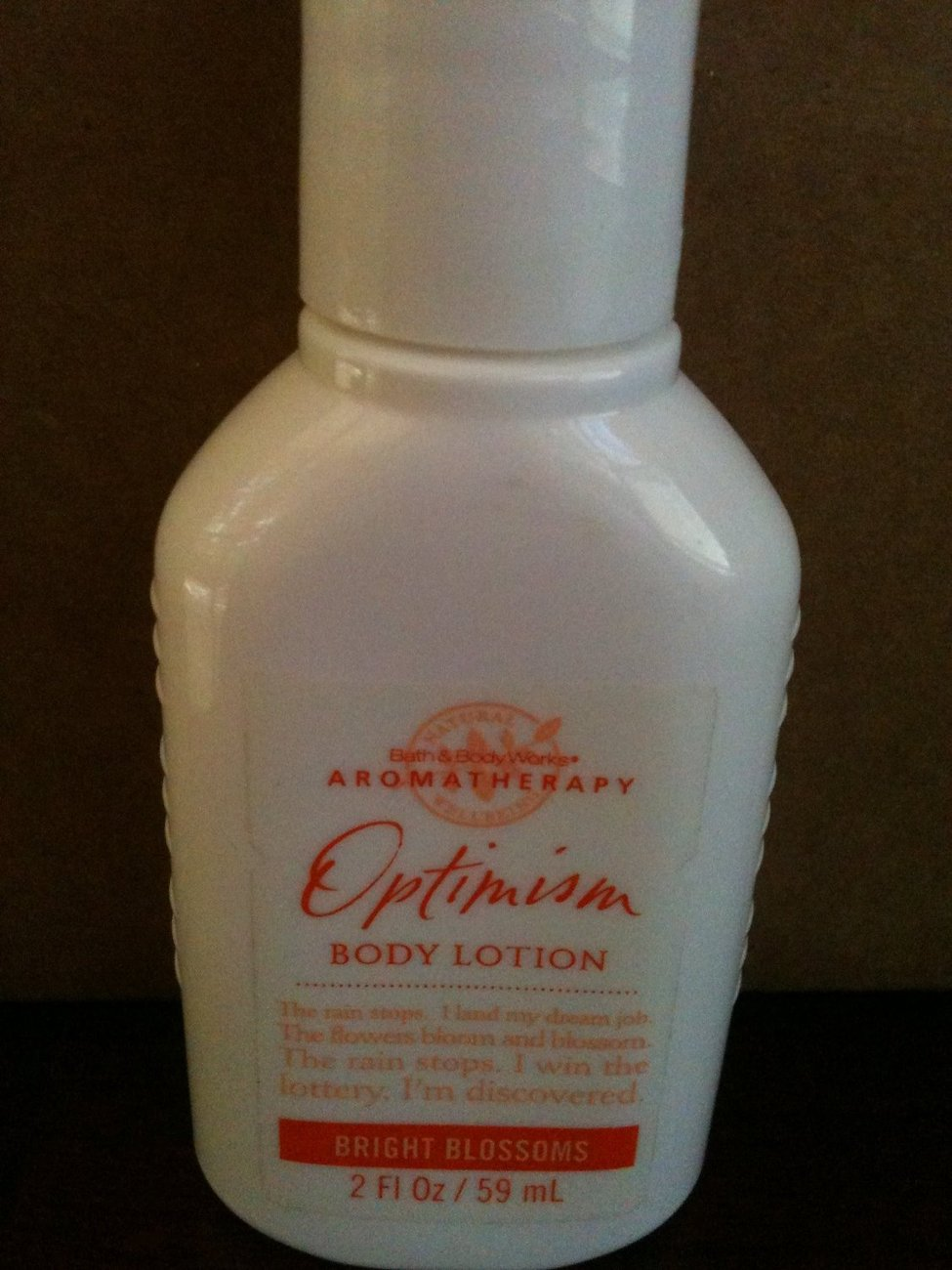 Bright optimism blossom lotion 1