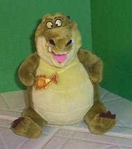 "Disney Princess and The Frog LOUIS Plush 8"" Alligator Crocodile - $8.59"