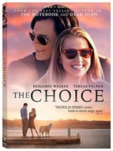 The Choice [DVD, 2016] - $3.95